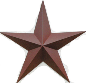 Outdoor Star Decor